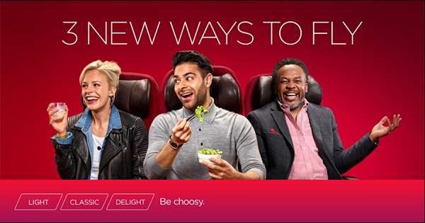 Virgin Atlantic Unveil Three New Ways To Fly Economy