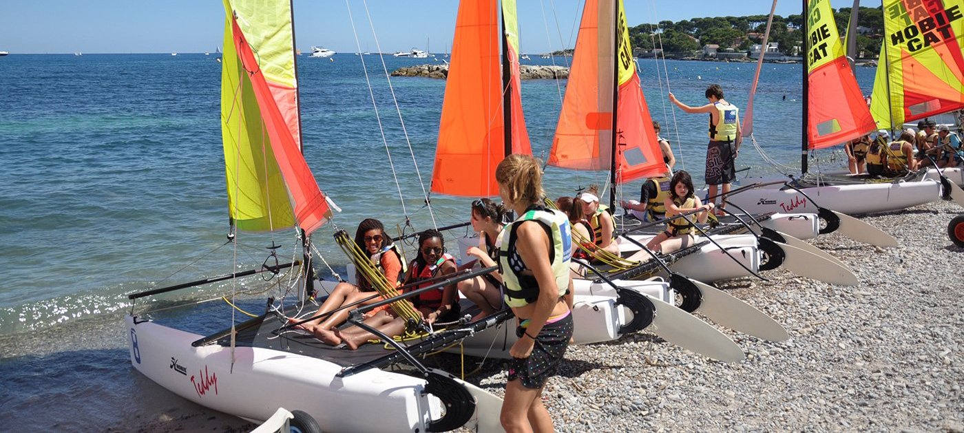 Antibes French Summer Camp