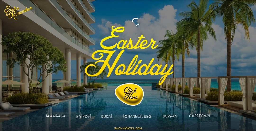 Johannesburg Easter Getaway For Two
